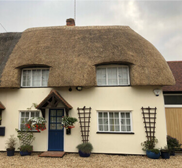 Thatched Roof Example